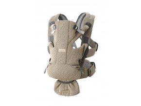 Babybjorn ergonom.nosítko MOVE Grey beige 3D Mesh
