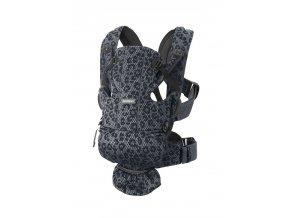 Babybjorn ergonom.nosítko MOVE  Anthracite/Leopard 3D Mesh
