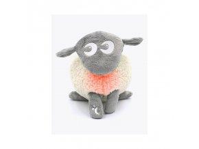 Ewan DELUXE- uspávací ovečka - šedá