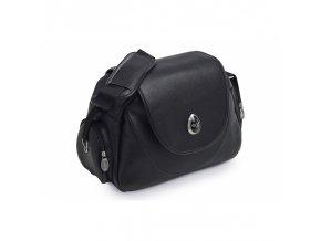 BabyStyle EGG přebalovací taška Black Leather