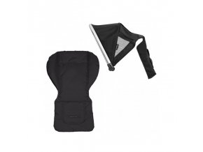 BabyStyle Oyster Lite Colour Pack Black