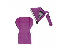 BabyStyle Oyster Lite Colour Pack Grape