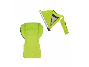 BabyStyle Oyster Lite Colour Pack Lime