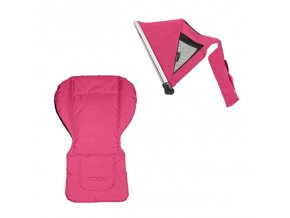 BabyStyle Oyster Lite Colour Pack Hot Pink