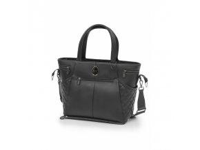 BabyStyle EGG přebalovací taška Just Black 2020