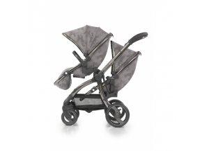BabyStyle EGG Tandem sedací část Camo Grey 2020