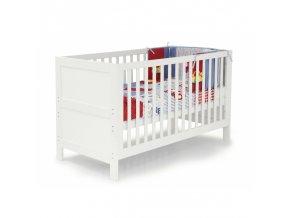 BabyStyle Monte Carlo postýlka, 140x70 cm