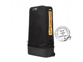 Mountain Buggy Cestovní taška na kolečkách, black