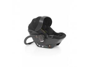 BabyStyle Egg Shell (i-Size) autosedačka, Diamond Black 2021