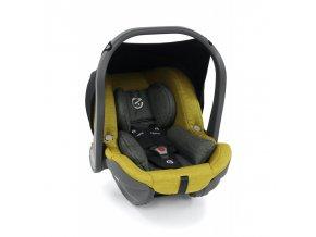Oyster Capsule Infant autosedačka (i-Size), Mustard 2022