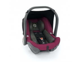 Oyster Capsule Infant autosedačka (i-Size), Cherry 2022