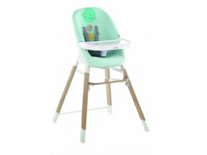 JANÉ Židle jídelní 3v1 Woody Cosmos