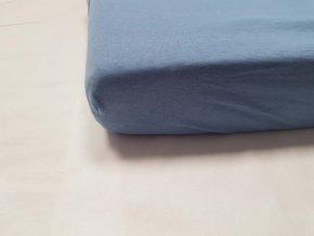 DAUBNER Prostěradlo bavlněné 120x60 cm Blue