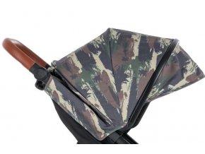 PETITE&MARS Stříška na kočárek Street+ Limited 100 Camouflage