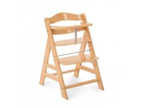 Hauck Alpha+  dřevená židle, natural