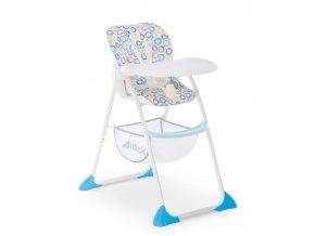 Hauck Jídelní židle Sit N Fold circles multi