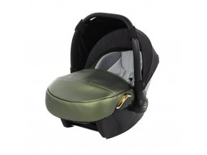 Autosedačka Babyschild 0-13 kg Fluo Line 2 - 06 Green/Gold