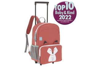Trolley/Backpack About Friends fox