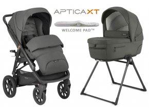 Inglesina Aptica XT Duo 2021 Charcoal Grey bez podvozku