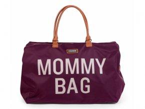 Přebalovací taška Mommy Bag Aubergine