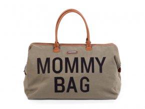 Přebalovací taška Mommy Bag Canvas Khaki