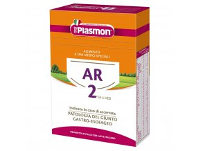 PLASMON AR 2 speciální pokračovací mléko 350 g, 6m+
