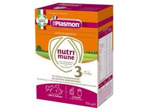 PLASMON Nutrimune 3 batolecí mléko 2x350 g, 12m+