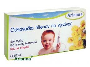 Odsávačka hlenů Arianna Baby-Vac Arianna  připojitelná k vysavači