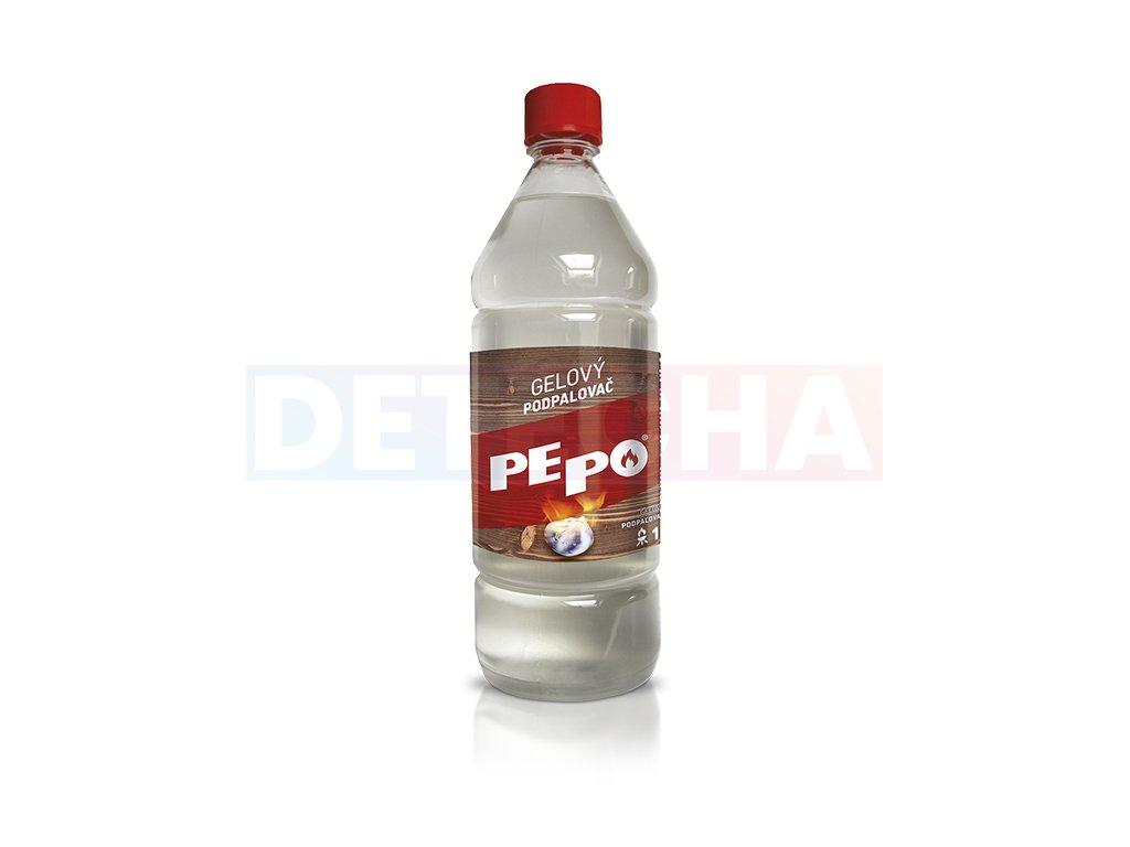PE PO Gelovy Podpalovac 1l