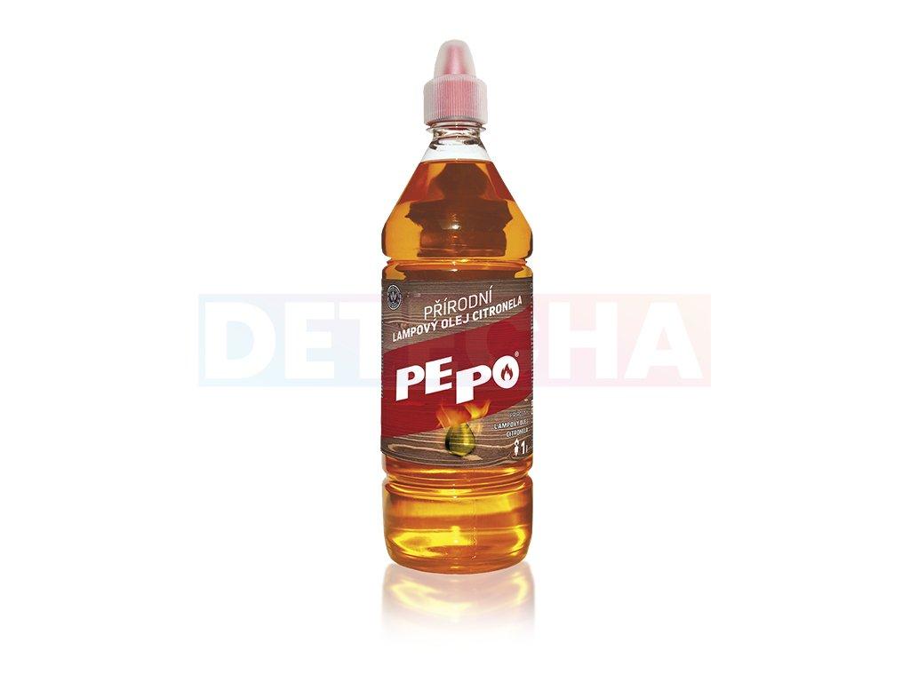 PE PO Lampovy Olej Citronela 1l