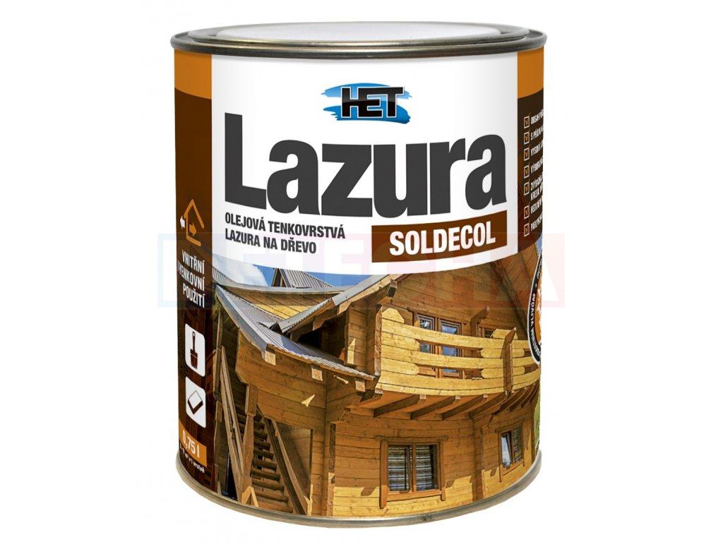 HET Soldecol Olejova Lazura