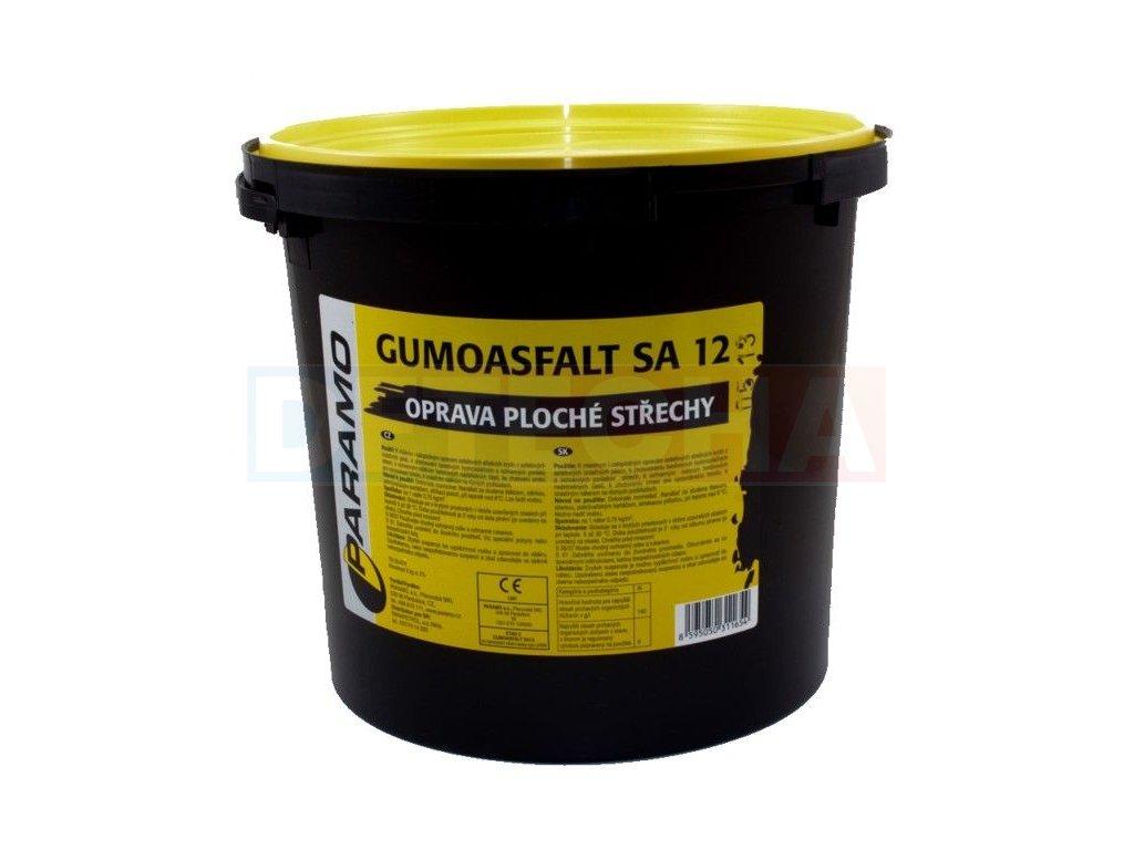 Gumoasfalt SA 12 - čierny
