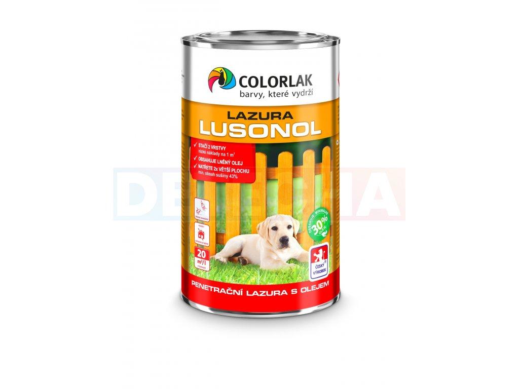 Colorlak Lusonol S 1023 Penetracna Lazura S Olejom