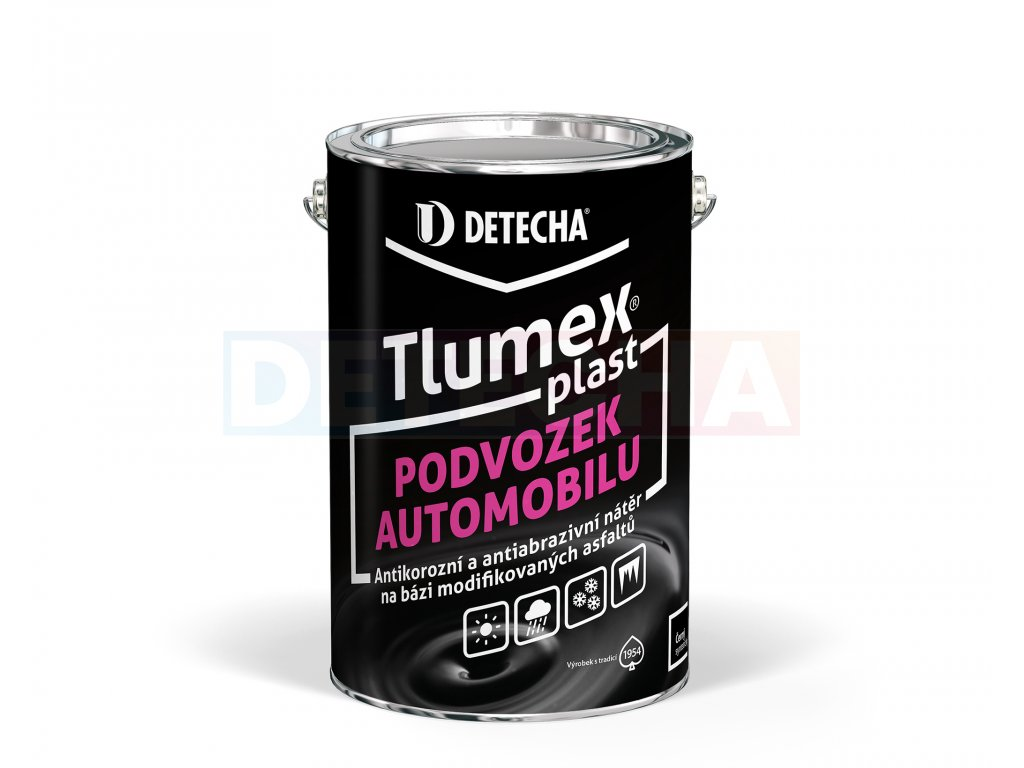 Detecha Tlumex Plast 4kg