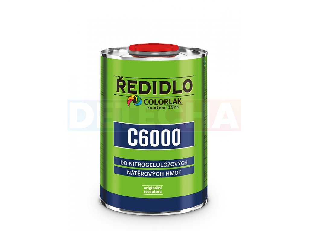 Colorlak RiedidloC 6000 Riedenie Nitrocelulozovych Farieb