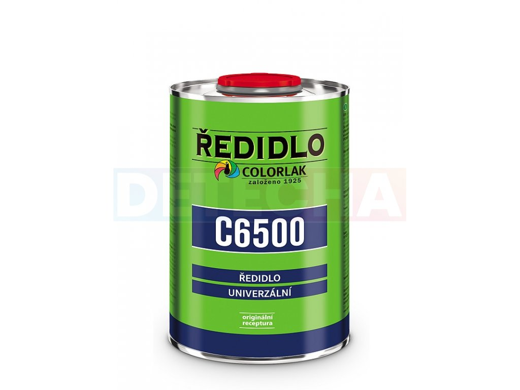 Colorlak Riedidlo C 6500 Univerzalne Riedidlo
