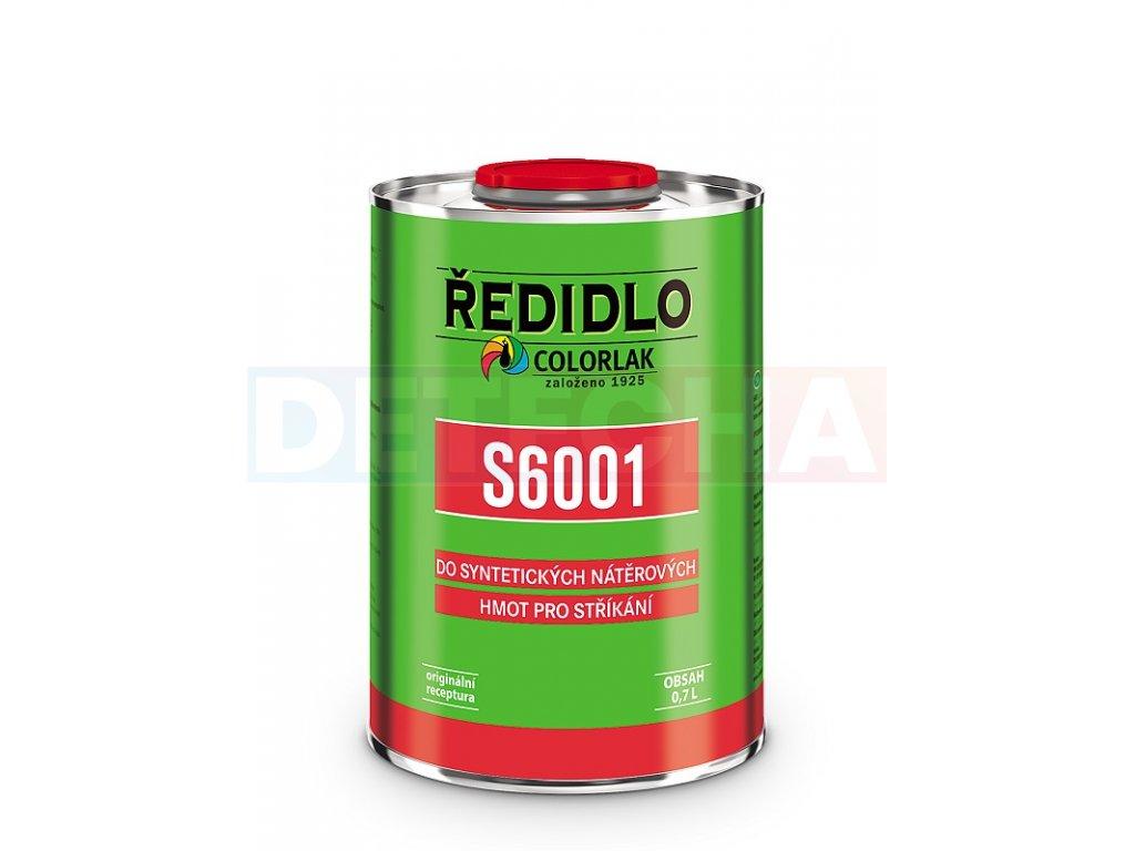 Colorlak Riedidlo S 6001 Riedenie Syntetickych Farieb Striekanim