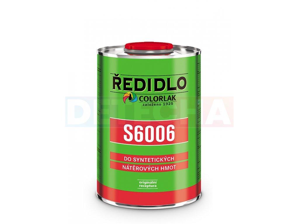 Colorlak Riedidlo S 6006 Riedenie Syntetickych A Olejovych Farieb