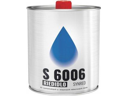 Chemolak Riedidlo S6006