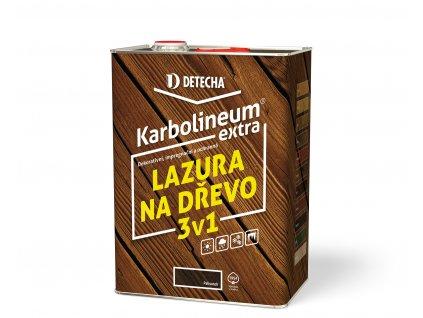 Detecha Karbolineum Extra Lazura Na Drevo