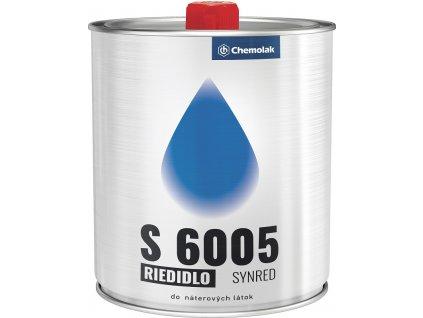 Chemolak Riedidlo S6005