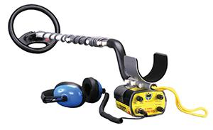 Detektory pro potápěče