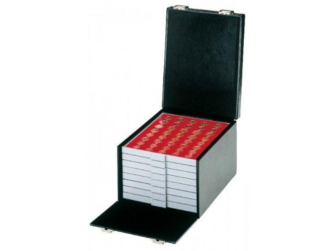 Sběratelský box na 8 kazet (prázdný) 2319