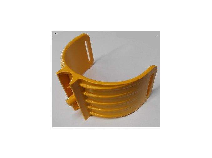 Loketní opěrka - žlutá zesílená pro řadu ACE