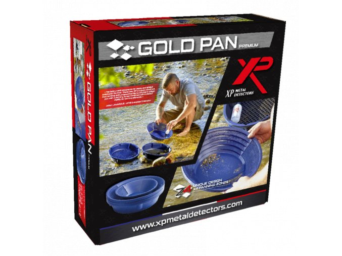 gpp gold pan premium kit