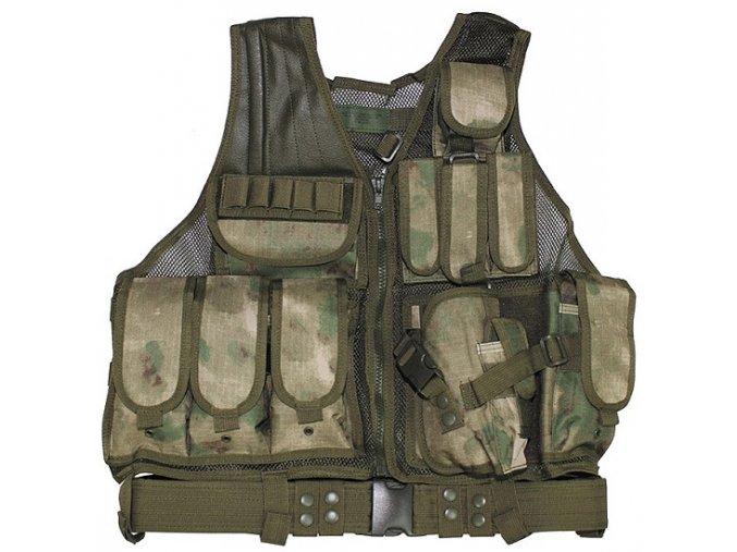 Taktická vesta USMC HDT camo