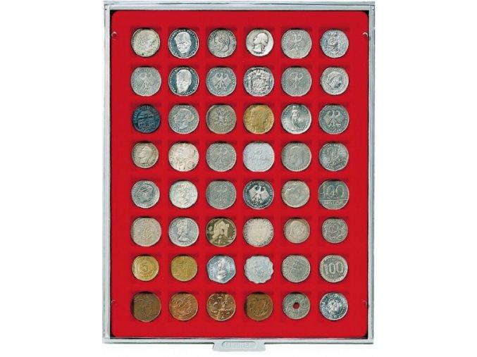 Kazeta na 48 mincí, průměr 28 mm Standard 2149