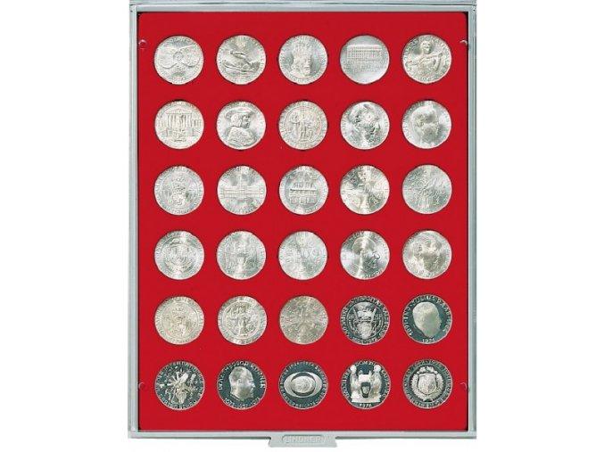 Kazeta na 30 mincí, průměr 34 mm Standard 2150