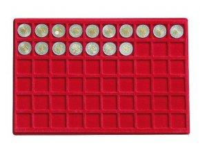 Podnos pro 60 mincí, průměr 27 mm 2329-60