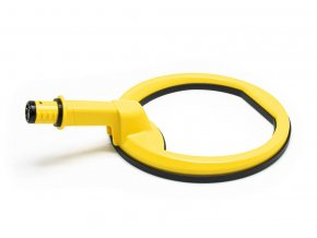 replaceable scuba coil 20 cm 8 yellow